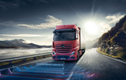 Mercedes-Benz, Actros, грузовик, грузовые автомобили, купить, Кишинев, Молдова, Мерседес-Бенц, Chisinau, Moldova, система Predictive Powertrain Control