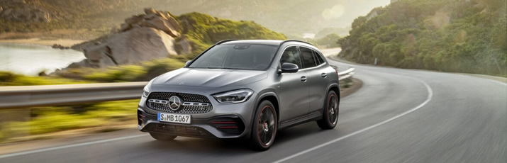 noul, Mercedes-Benz, GLA, The new, Încrezător, dinamic, 4MATIC, DYNAMIC SELECT, PRE-SAFE® PLUS, Chișinău, Moldova, autovehicul, cumpărare, distribuție auto, siguranță, design, exclusivitate, confort, Active Distance Assist DISTRONIC, Active Steer Assist,
